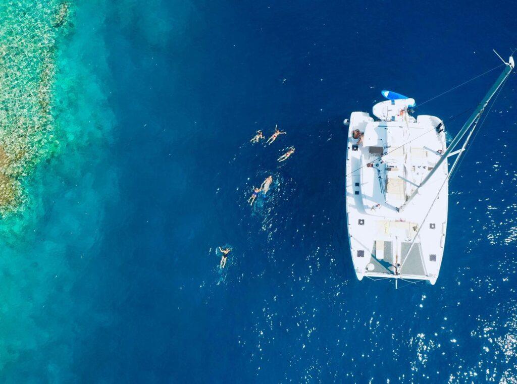 Crociera in catamarano: una vacanza a tutto relax