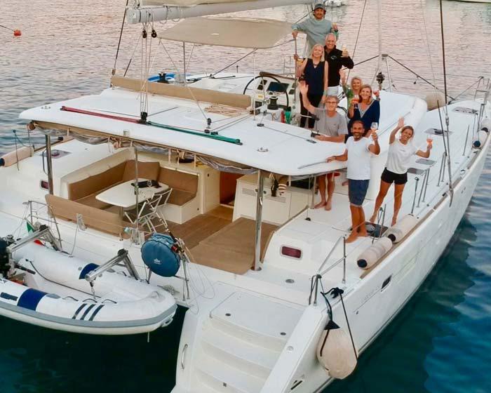 Abruzzo Skipper è un'agenzia di charter che da 10 anni