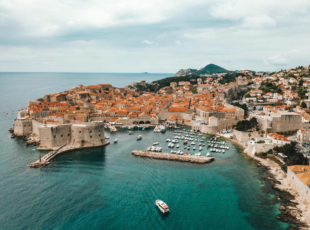 Dubrovnik e i luoghi del trono di spade
