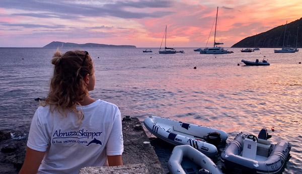 Sei amante del mare e vorresti unirti nel nostro Team?